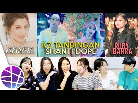Koreans React to OPM #8 (KZ Tandingan, Donnalyn Bartolome, Ruby Ibarra) | EL's Planet thumbnail