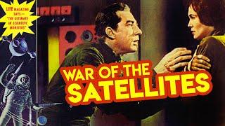 War of the Satellites(1958) Horror,Sci-FiFull Length Movie