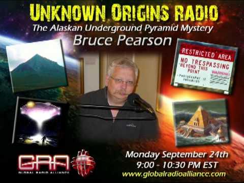 Ep 2.40 - Bruce Pearson & The Alaskan Pyramid