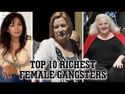 10 Most Richest Female Gangsters | Griselda Blanco, Maria Licciardi | Worlds Top Rated