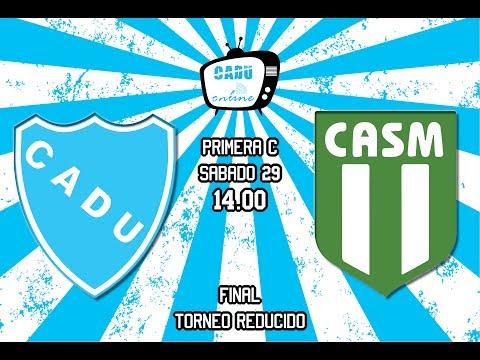 CADU vs San Miguel vs CADU - Reducido, Final VUELTA - EN VIVO - El CADU Online