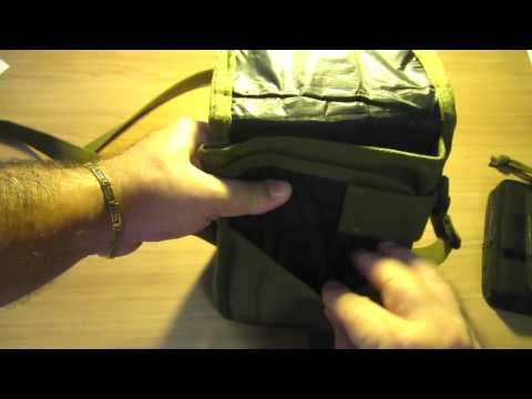 Rothco Venturer Portfolio Bag - my urban EDC bag