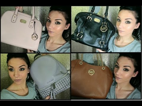 my-michael-kors-purse-collection!