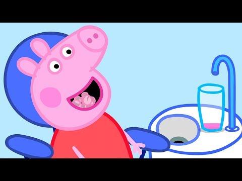 Peppa Wutz | Beim Zahnarzt | Peppa Pig Deutsch Neue Folgen | Cartoons für Kinder