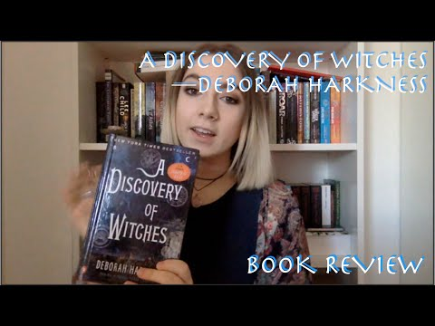 A Discovery of Witches – Book Review