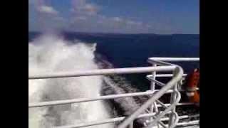 bateau de tourisme ultra rapide