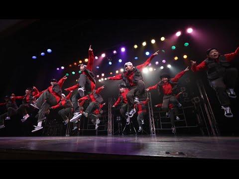 上宮高等学校ストリートダンス部 Just Funk (Dance Attack!!西日本大会)