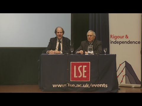 LSE Events | Cass Sunstein | How do People Really Think about Climate Change?