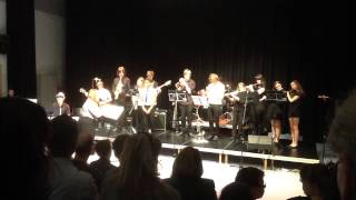 EBS Midsummer Magic 2015 Jazz Band Thinking Out Loud