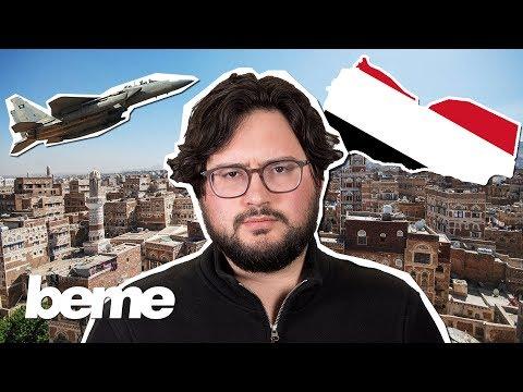 Is Yemen hell on earth?