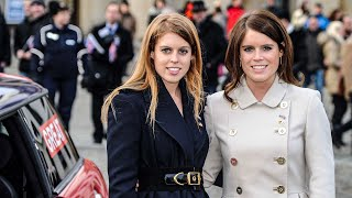 Beatrice and Eugenie: Pampered Princesses? - British Royal Documentary