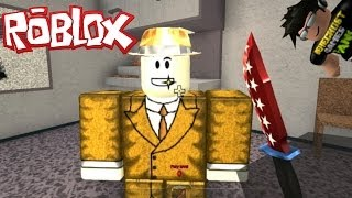 Repeat youtube video Family Game Nights Plays: Roblox - The Mad Murderer: MURICA! (PC)
