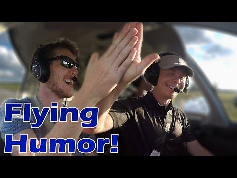 Flying Humor | IFR Cross Country | KOCF - KISM