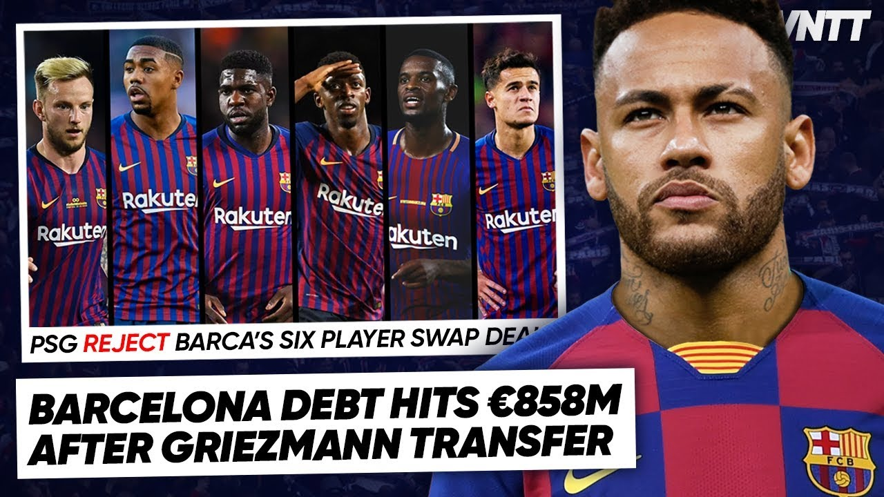 Reasons Why Barcelona Must Sign Neymar