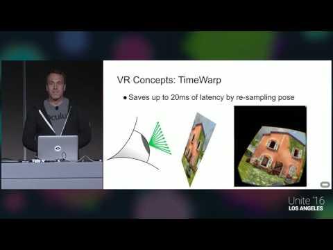 Unite 2016 - Understanding VR Performance