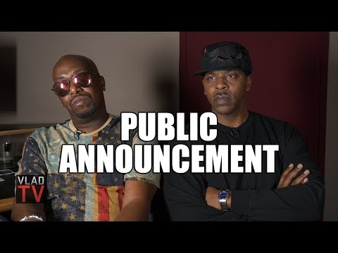 Long John - WATCH: Public Announcement Address R. Kelly, Aaliyah and Pedophilia Rumors