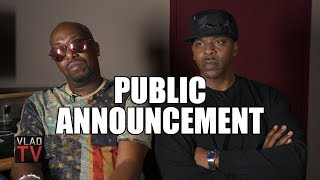 Public Announcement on Aaliyah & R. Kelly Marriage and Pregnancy Rumors (Part 5)