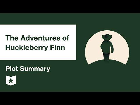 the-adventures-of-huckleberry-finn-|-plot-summary-|-mark-twain-|-mark-twain