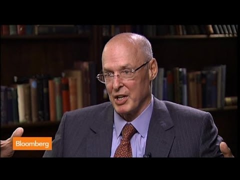 Hank Paulson: Climate Change Is the Enemy We All Face