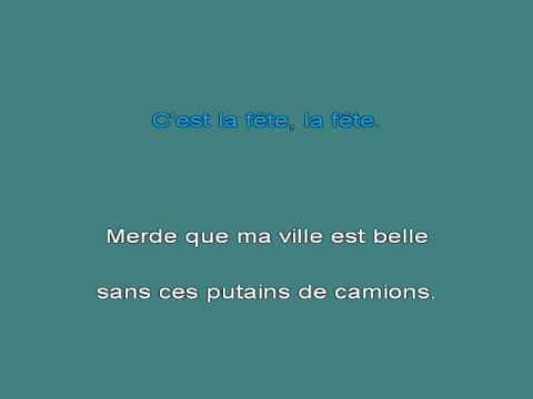 La Fte   Fugain Michel [karaoke]