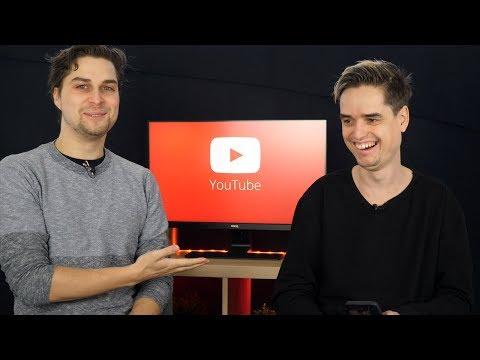 Don & Wouter houden spreekbeurt over YouTube