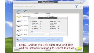 Unformat usb flash drive - recover files from flash drive warns format