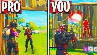 6 TRICKS Pro Players HIDE from you in Fortnite: Battle Royale (EASY WINS!) thumbnail