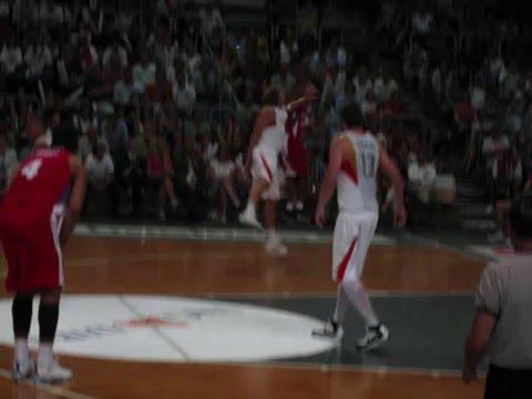 Puerto Rico VS Alemania 2008