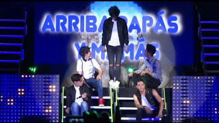 CD9 - Amante bandido, Escapar & Vuelve - Auditorio Nacional (31-jul-2015)
