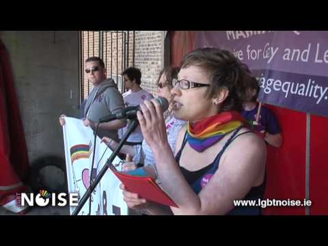 LGBT Noise March for Marriage 2011 Speeches