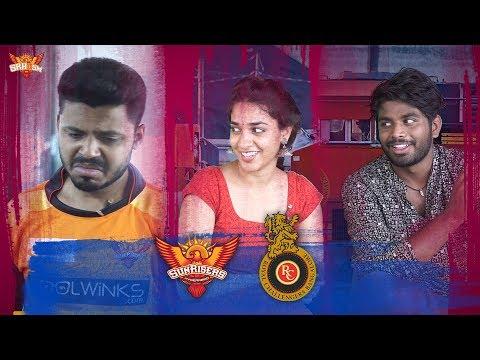 SRHism 2 | RCB vs SRH |  Krazy Khanna | Chai Bisket