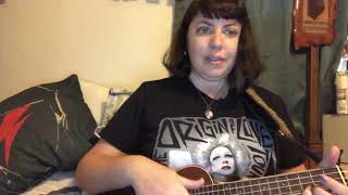 """Tumbleweed"" Neil Young cover by Colleen Cherry"