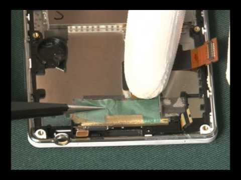 LG-P880 Disassembling and assembling