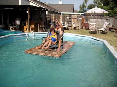 Two-Liter Bottle Raft