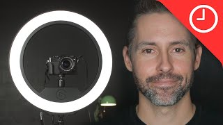 Elgato Ring Light Review: Light up your WFH or streaming setup