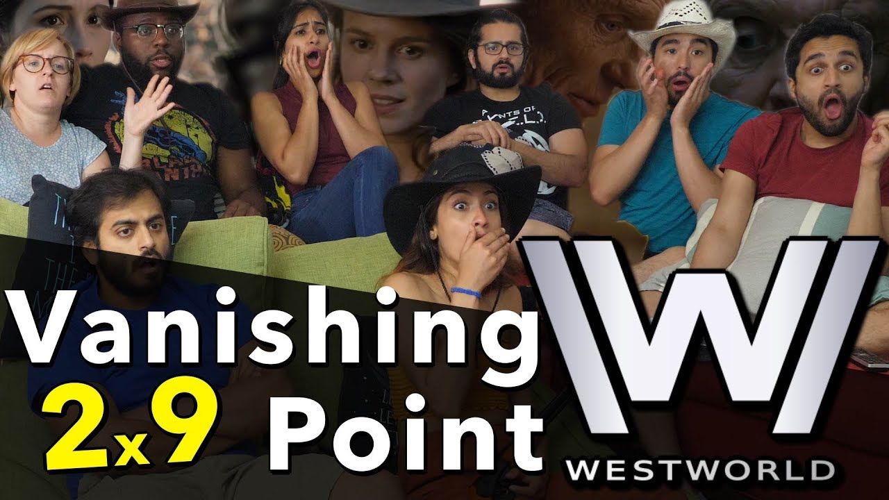 Download Westworld - 2x9 Vanishing Point - Group Reaction