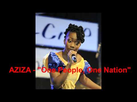 AZIZA - One People, One Nation (2016 Calypso Monarch of Barbados)