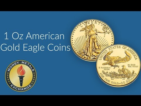 American Gold Eagle Coins | U.S. Mint | Money Metals Exchange