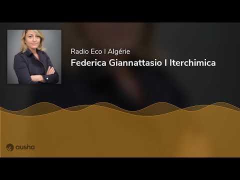 Radio ECO - Federica Giannattasio I Présidente  Iterchimica Worldwide - www.radioeco.net
