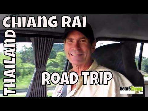JC's Road Trip - Chiang Rai Part 1