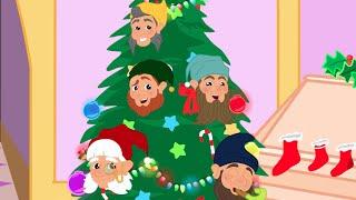 Bate o Sino pequenino -clip de Natal + 10 outras Musicas infantis - 20 minutos