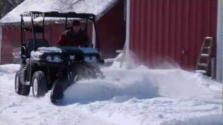 Bobcat Snow Removal Equipment and Attachments