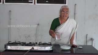 HOW TO PREPARE SAMBHARAM-RECIPE VIDEO BY SUMA SIVADAS