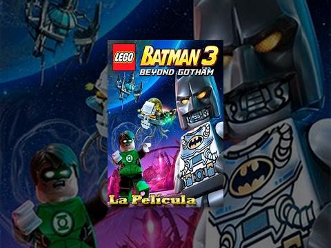 LEGO Batman 3: Más Allá de Gotham - La Película - Cinemáticas - Historia
