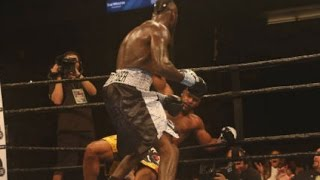 DEONTAY WILDER VS. GERALD WASHINGTON FULL FIGHT AFTERMATH; WILDER CALLS OUT PARKER AFTER TKO