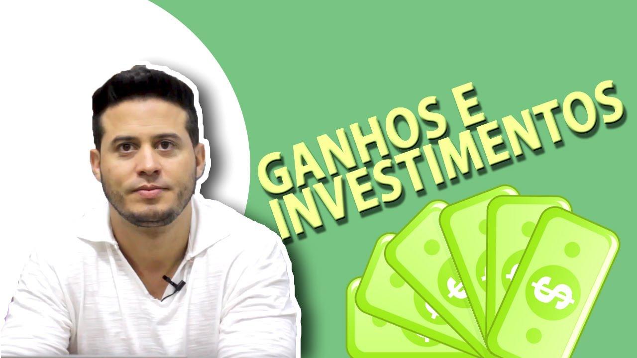 Ganhos e Investimentos Franquia Jr. JCC
