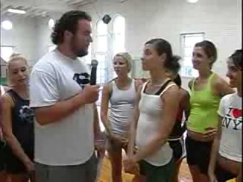 USC Song Girls Boot Camp