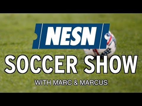 NESN Soccer Show: USA Gold Cup Preview, Revs Well Represented