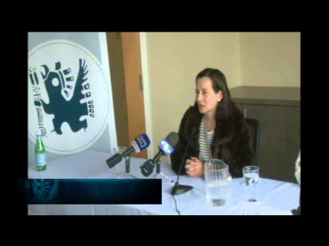 A Conversation with Clara Rojas on Colombia's Peace Process
