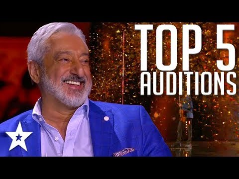 TOP 5 Auditions on Persia's Got Talent | Got Talent Global